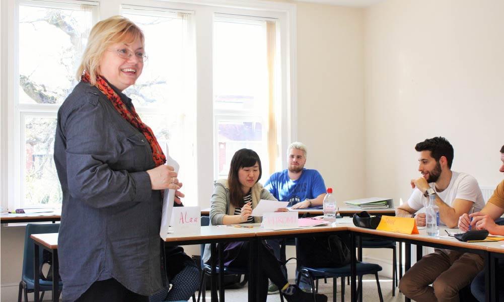 英語教授法を学ぶコース